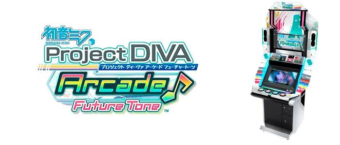Project Diva Arcade Future Tone