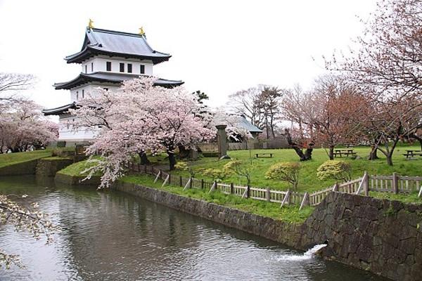 Matsumae Castle Park