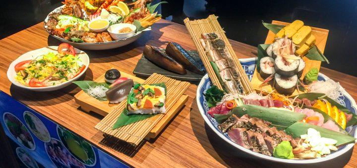 สัปดาห์อาหารจากจ.โคจิสู่ร้านอาหารญี่ปุ่นในไทย Kouchi Japanese Restaurant Week in Thailand (JRW)