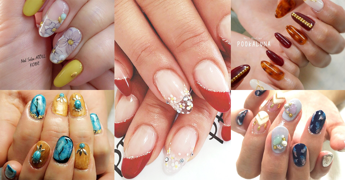 10 japanese nail trends to watch style nails magazine 10