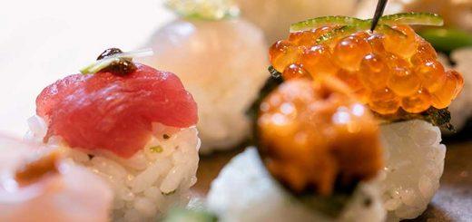 Temarizushi to Nihoncha Souden: Ý tưởng mới cho sushi. Hãy nếm thử khi đến thăm Kyoto