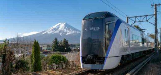 Đến núi Phú Sĩ không còn khó nữa! Khi JR công bố tuyến tàu tốc hành mới, chỉ mất 1 giờ 50 phút !!