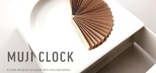 Độc đáo loại đồng hồ dành riêng cho người bị cận thị, không có bất kỳ con số nào