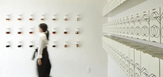 Trải nghiệm cửa hàng đặc sản Ume trong lối kiến trúc hiện đại ở tỉnh Kanagawa