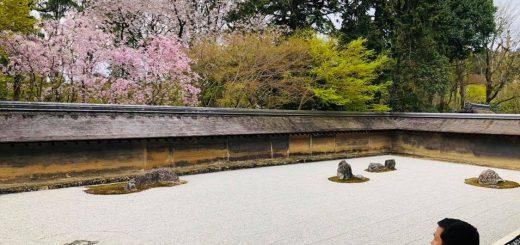 """Kyoto – Kiệt tác """"stone garden"""" ở Ryoanji gửi đến chúng ta thông điệp gì?"""