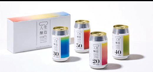 Bia thủ công dành riêng cho từng độ tuổi mà có màu sắc khác nhau, áp dụng cả trí tuệ nhân tạo AI vào
