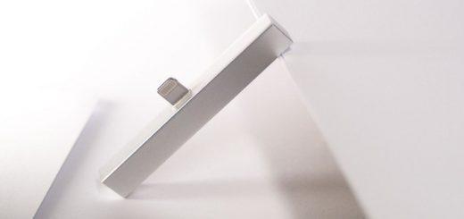 Nhiệt kế có hình dáng đặc biệt, nhỏ gọn trong lòng bàn tay, có thể mang đi một cách dễ dàng