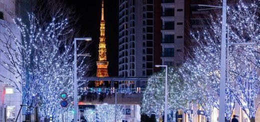 Tokyo - Tổng hợp địa điểm ánh sáng nghệ thuật vừa đẹp lại miễn phí không nên bỏ qua vào mùa đông 2020