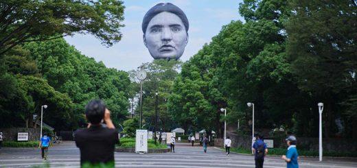 """Nhật Bản: Siêu kinh dị, """"đầu người"""" bay lơ lửng giữa không trung khiến người dân hết hồn"""