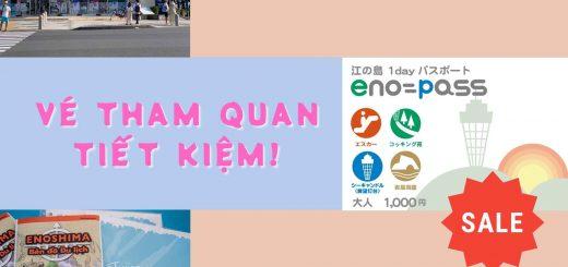 Thật đáng tiếc! Nếu tham quan đảo Enoshima mà bạn không biết điều này