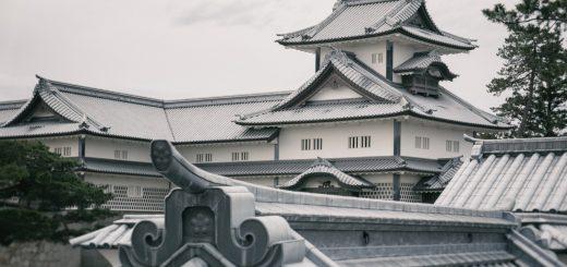 2 DAYS in KANAZAWA (ตอนจบ)-ปราสาทคานาซาว่าและหมู่บ้านซามุไร
