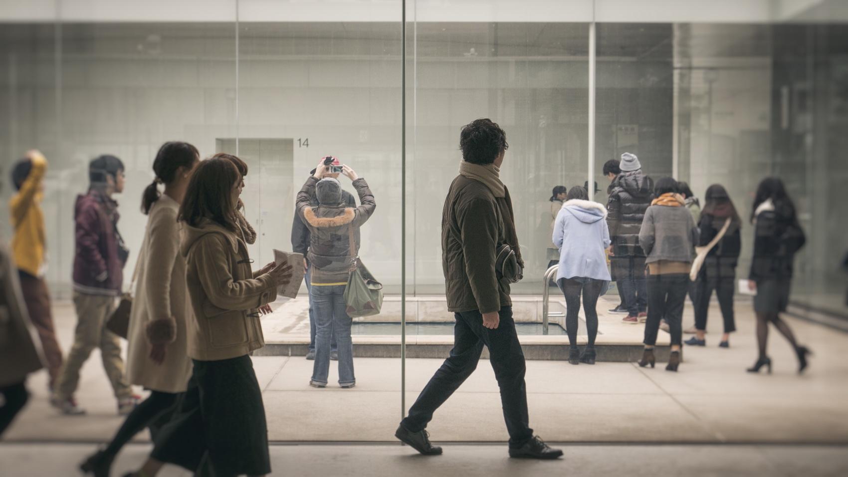 พิพิธภัณฑ์ศิลปะร่วมสมัยศตวรรษที่ 21 คานาซาว่า