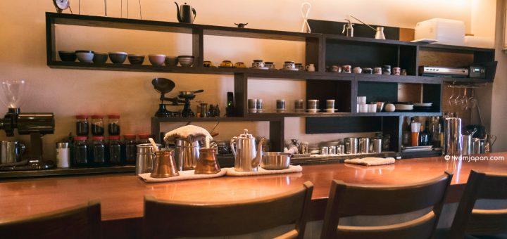 タイズ TIES ร้านกาแฟสุดเรียบง่ายใกล้มหาวิทยาลัยโตเกียว