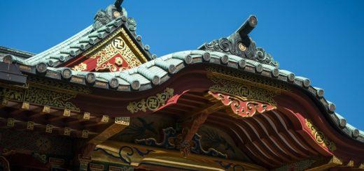 เดินเล่นถ่ายภาพที่ศาลเจ้าเนซุ (Nezu Jinja)
