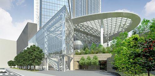 Toranomon Hills อาคารแห่งใหม่ที่สูงที่สุดในกรุงโตเกียว