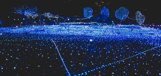 เล็กๆน้อยๆที่ Tokyo Mid Town Illumination