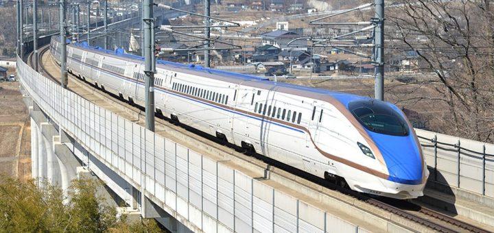 Hokuriku Shinkansen เพียง 2 ชั่วโมง 28 นาที ระหว่างโตเกียวกับคานาซาว่า