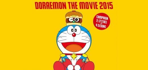 แคมเปญ Doraemon x Tower Records ธีมคาเฟ่โดราเอม่อนที่ชิบูย่า !