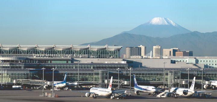 ไปสนามบิน Haneda ทั้งที อย่าลืมแวะไปดูฟูจิซัง !