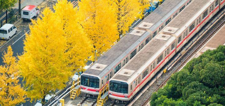 เรื่องน่ารู้เกี่ยวกับรถไฟในญี่ปุ่นสำหรับนักท่องเที่ยว