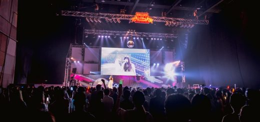 Thailand Comic Con X Anime Idol Asia 2015