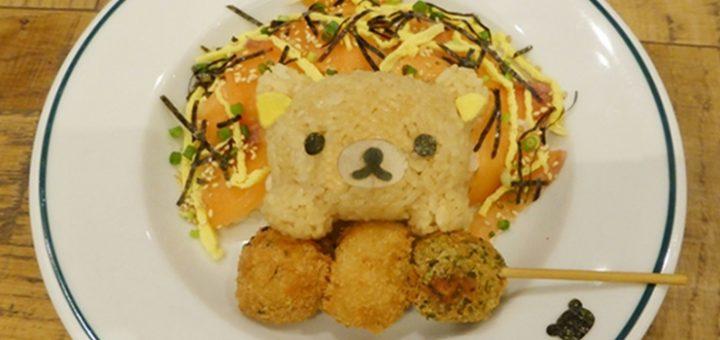 กลับมาอีกครั้งกับคาเฟ่หมีขี้เกียจ RILAKKUMA × TOWER RECORDS CAFE 2016