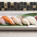ซูชิ Omakase Set ร้านซันริคุ ซูชิ Sanriku Sushi สุขุมวิท 19