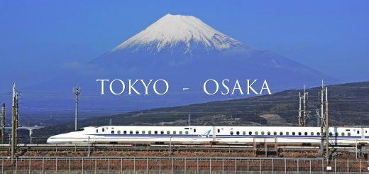 TRIP TOP TIP : TOKYO - OSAKA ระหว่างโตเกียวกับโอซาก้าไปยังไงดี?