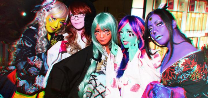 เทรนด์สีผิวใหม่ที่สาว ๆ ญี่ปุ่นสร้างสรรค์บนตัวเธอ ทำเอาผู้คนตามถนนอดถ่ายรูปไม่ได้
