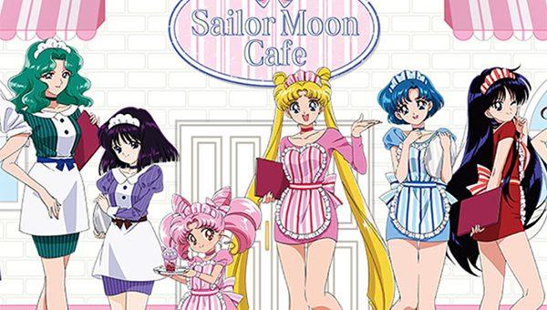 Sailor Moon Cafe 2017 พบกับอัศวินเซเลอร์ ใน 4 เมืองใหญ่ พร้อมอัพเดตรายละเอียดสาขาใหม่ล่าสุด ฟุคุโอกะ &วางขายเมนูพิเศษ