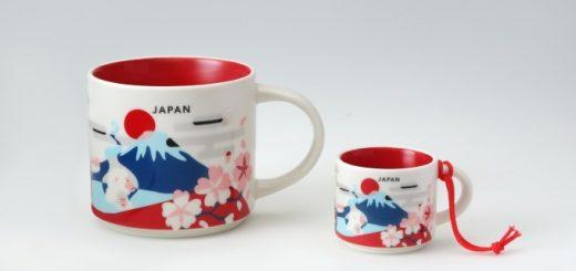 สตาร์บัคออกคอลเลคชั่นแก้วมัคใหม่ล่าสุด You Are Here Collection ดีไซน์ญี่ปุ๊น ญี่ปุ่นที่เห็นแล้วอยากเหมาให้หมด