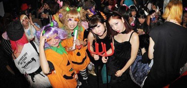 ปาร์ตี้ฮาโลวีนที่ชิบุย่า ปลดปล่อยความซ่าสุดพีค