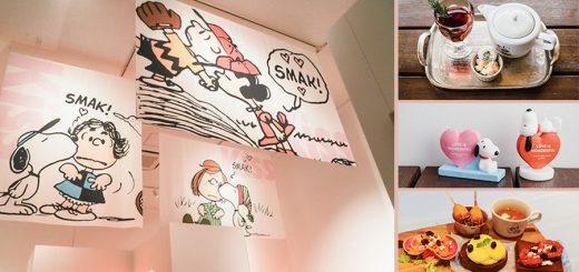"""ใครรัก """"Snoopy"""" ยกมือขึ้น! พาชมนิทรรศการพิเศษอบอวลไปด้วยความรัก """"Love is Wonderful"""" ที่ Snoopy Museum Roppongi จัดถึงเมษายน 2018 เท่านั้น"""