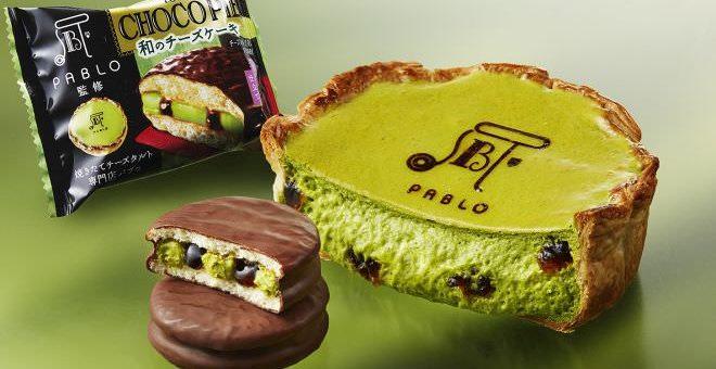 PABLO x LOTTE เสิร์ฟความอร่อยใหม่ของช็อคโกพายชีสและมัทฉะ