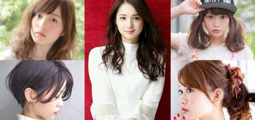 อัพเดต 10 อันดับทรงผมของสาวๆ ที่หนุ่มญี่ปุ่นแพ้ทาง
