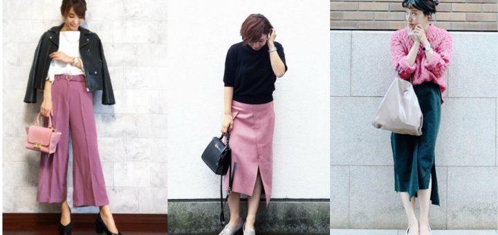 ย่างเข้าเลข 3 แล้วแต่จะใส่สีชมพูยังไงไม่ให้แบ๊วเว่อร์จนอายเด็ก มาเช็คทริคของบล็อคเกอร์แฟชั่นญี่ปุ่นกันเถอะ!