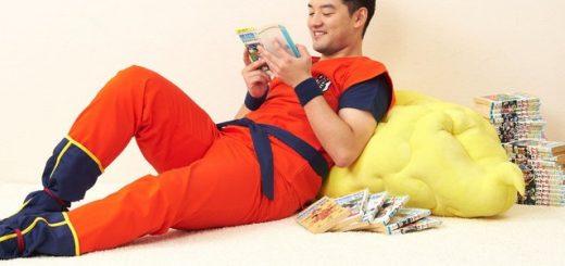 มีใครฝันอยากขี่เมฆแบบ Goku ในเรื่อง Dragon Ball บ้าง? บริษัทของเล่น Bandai คิดค้นทางสู่ฝันมาให้แล้ว