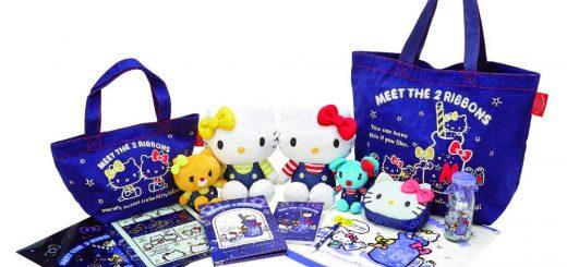 เปิดโลกสองแฝดสุดน่ารัก Kitty และ Mimi ที่ HELLO KITTY ACTION POP UP SHOP สาขา Daimaru Umeda พร้อมสินค้ารุ่นลิมิเต็ดที่แฟนๆ ซานริโอ้ไม่ควรพลาด!