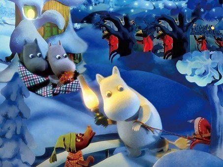พบกับขวัญใจสาวๆ Moomins กลับมาแบบยิ่งใหญ่กว่าเดิม กับภาพยนต์ MOOMINS and the Winter Wonderlands!!