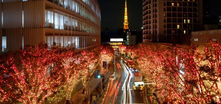 หนาวนี้ไปแช๊ะ ไปชิล กับ 8 จุดประดับไฟในโตเกียว! 8 Winter Illumination Tokyo