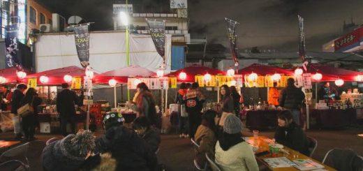 ไปชิมบุฟเฟ่ต์สาเก 40 ชนิดและอาหารทะเลในงาน Shimokitazawa SAKE Fair 2017 ส่งท้ายปีเก่ากันเถอะ!