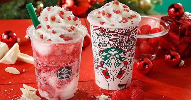 สตาร์บัคส์ญี่ปุ่นเตรียมออกเครื่องดื่มรสชาติใหม่ เติมสีสันให้เทศกาลคริสต์มาสนี้!