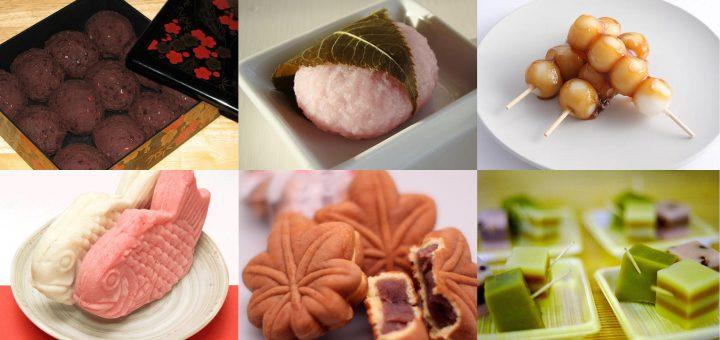 ไม่ลองไม่ได้แล้ว !! 16 ขนมหวานญี่ปุ่นที่จักรพรรดิยังชื่นชอบเสวย