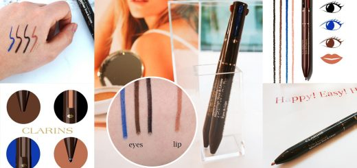 มาแปลงโฉมให้ดวงตาดูคมกริบด้วยอายไลเนอร์รูปแบบใหม่ที่ทำเป็นปากกาแบบกดเขียนได้ทั้งหมด 4 สีในแท่งเดียว ดูดีๆ ล่ะ!! อย่าเผลอเอาไปเขียนที่กระดาษเข้าจริงๆ!!