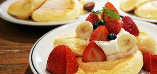 Flippers ร้าน Soufflé Pancake ชื่อดังย่านจิยูกาโอคะ - Jiyugaoka