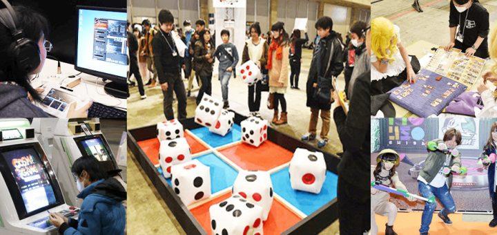 นักเล่นเกมห้ามพลาด!! อีเว้นท์เกมที่ยิ่งใหญ่ที่สุดในญี่ปุ่นกลับมาอีกครั้ง กุมภาฯ นี้กับงาน