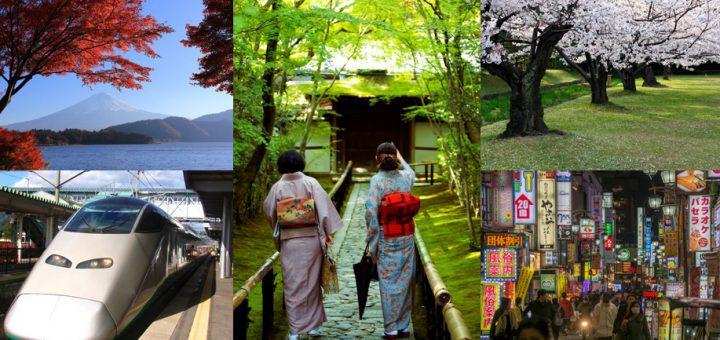 รู้แล้วชีวิตจะง่ายขึ้น!! กับการวางแผนการเดินทางและท่องเที่ยวในญี่ปุ่น จากคู่มือท่องเที่ยวล่าสุด ปี 2018!!