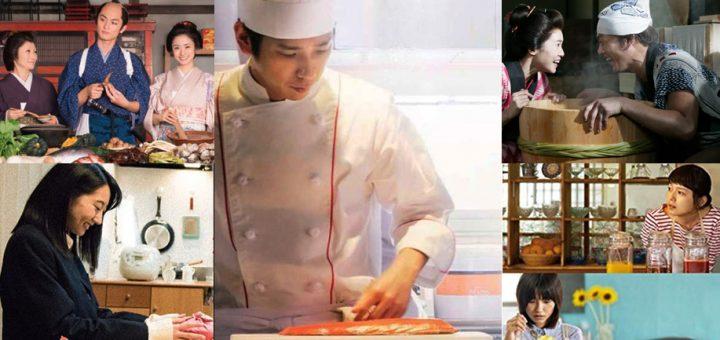 10 หนังญี่ปุ่นเกี่ยวกับอาหาร ที่ดูแล้วรับประกันความหิว!
