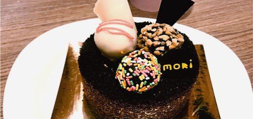 Mori Dessert Bar-โมริ ดิเสิร์ท บาร์ ขนมน่ารักๆ สไตล์ญี่ปุ่น จากโอซาก้า