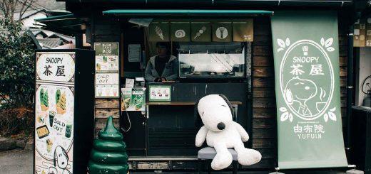 ขอต้อนรับปีจอ ด้วยการพาไปชมร้าน Snoopy Tea House ณ หมู่บ้าน Yufuin ที่เต็มไปด้วยอาหาร ขนม และของสะสมมากมาย สาวก Snoopy ต้องห้ามพลาด!